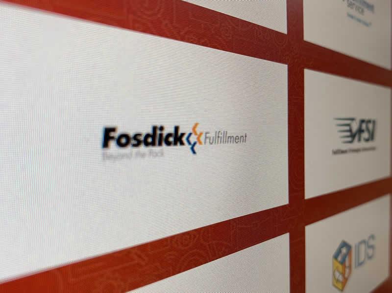 Fosdick Fulfillment is one of Multichannel Merchant's Top 3PLs