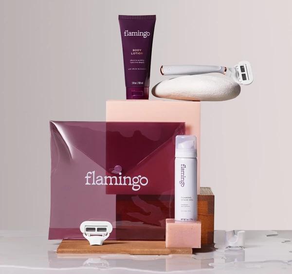 Harry's Launches Female Line, Flamingo