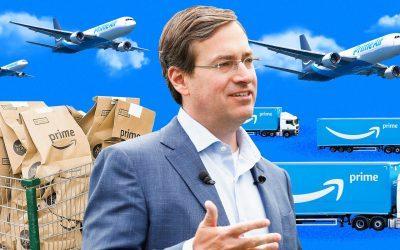Senior VP, Dave Clark is the Hero of Amazon's COVID Narrative