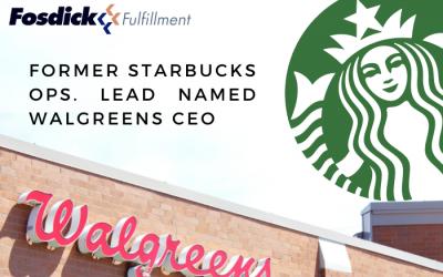 Former Starbucks Ops Lead, Rosalind Brewer, Named Walgreens CEO