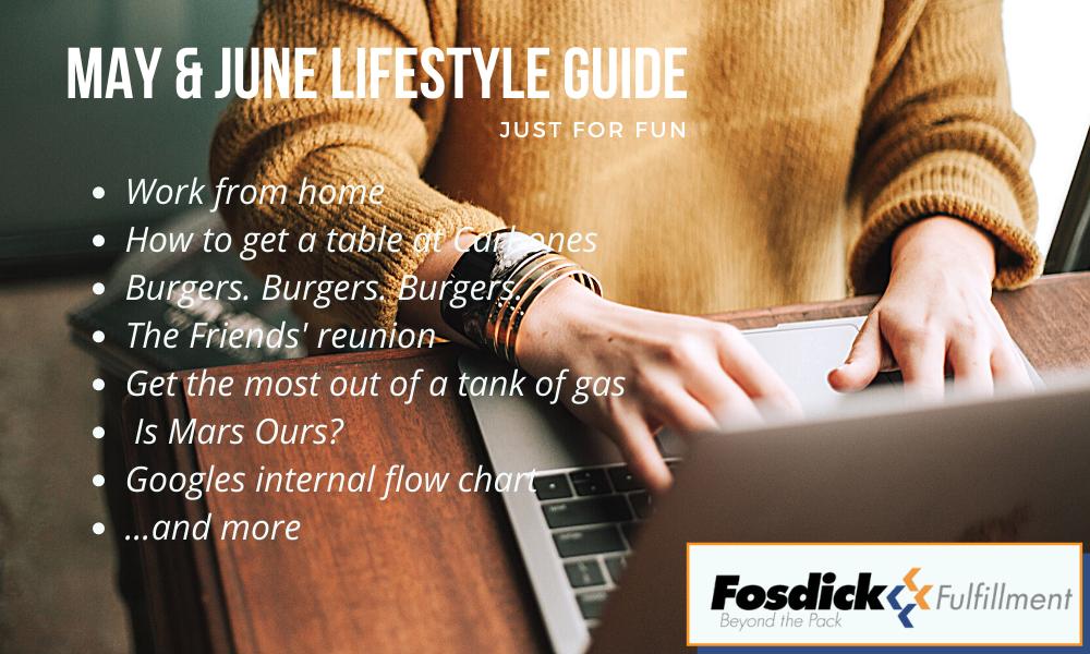 Just for Fun | May & June