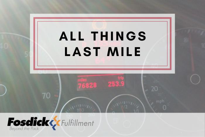 All Things Last-Mile